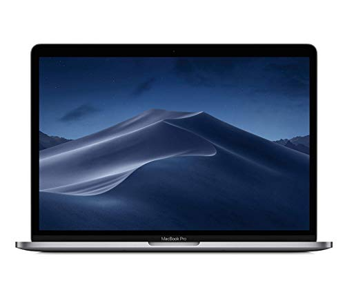 Apple MacBook Pro (13-inch, Previous Model, 8GB RAM, 512GB Storage) - Space Gray