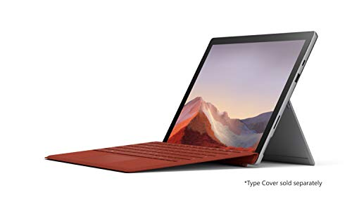 New Microsoft Surface Pro 7 – 12.3' Touch-Screen - 10th Gen Intel Core i5 - 8GB Memory - 256GB Solid State Drive (Latest Model) – Platinum