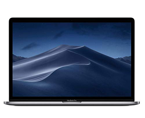 Apple MacBook Pro (15-inch, Previous Model, 16GB RAM, 256GB Storage) - Space Gray