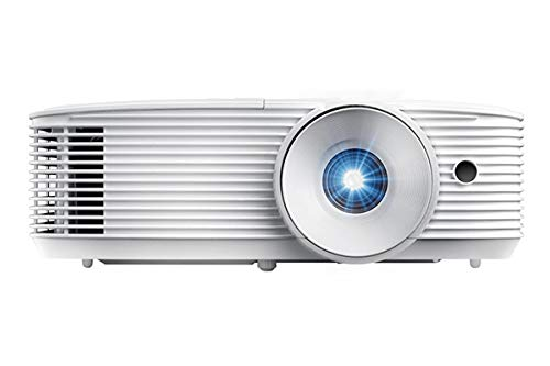 Optoma X343 XGA DLP Professional Projector   Bright 3600 Lumens   Business Presentations, Classrooms, or Home   15,000 Hour Lamp Life   Speaker Built in   Portable Size
