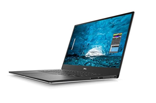 Dell XPS 9570 Laptop 15.6in FHD (1920 x 1080) InfinityEdge Display 8th Gen Intel Core i7-8750H 16GB RAM 256GB SSD GeForce GTX 1050Ti Fingerprint Reader Windows 10 Home (Renewed)