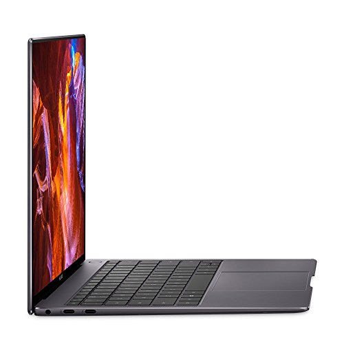 Huawei MateBook X Pro Signature Edition Thin & Light Laptop, 13.9' 3K Touch, 8th Gen i7-8550U, 16 GB RAM, 512 GB SSD, GeForce MX150, 3:2 Aspect Ratio, Office 365 Personal, Space Gray - Mach-W29C