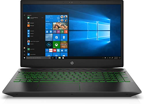 HP Pavilion Gaming Laptop 15.6' Core i5-8300H 15.6-inch Diagonal Full HD IPS Anti-Glare WLED-Backlit Display(1920 x 1080) with 8GB RAM + 1TB HDD Storage