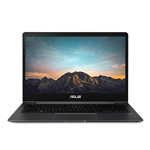 "Asus ZenBook 13 Ultra-Slim Laptop, 13.3"" Full HD Wideview, 8th Gen Intel Core I5-8265U, 8GB LPDDR3, 512GB PCIe SSD, Backlit KB, Fingerprint, Slate Gray, Windows 10, UX331FA-AS51"