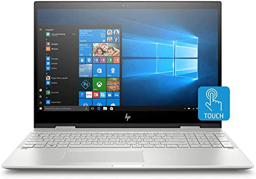 Newest HP Envy x360 15t Touch Quad Core with Stylus Pen, Intel i7, FHD IPS Micro-Edge WLED, HP Warranty, Windows 10, Bang & Olufsen 15.6' Convertible 2-in-1 Laptop PC (16GB DDR4, 1TB PCIe NVMe SSD)