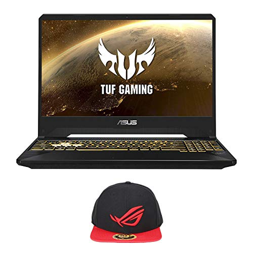 ASUS TUF Gaming TUF505DU-KB71 Enthusiast (AMD Ryzen 7 3750H, 16GB RAM, 250GB NVMe SSD + 1TB SSHD, NVIDIA GTX1660Ti 6GB, 15.6' Full HD, Windows 10) Gaming Notebook
