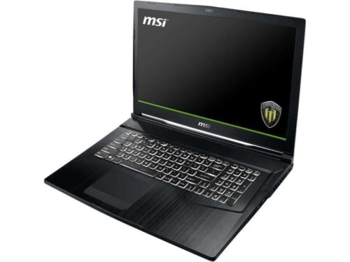 msi we73 workstation