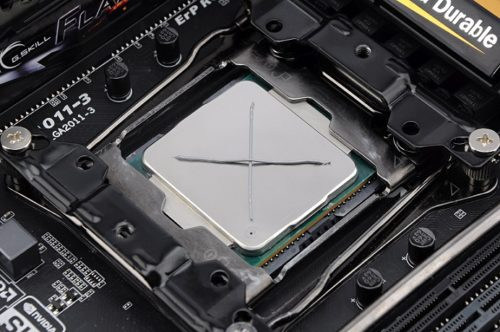 getting rid of thermal paste