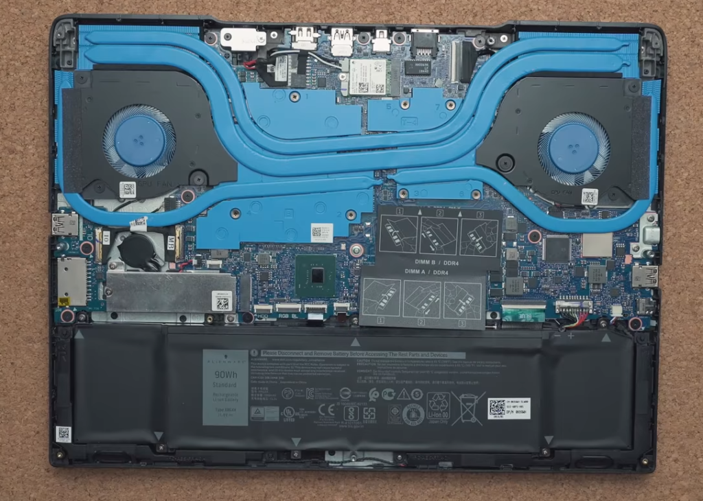 dell g5 teardown