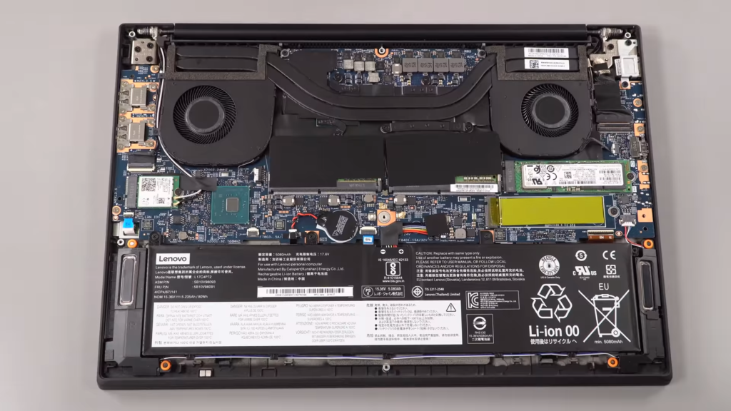 x1 extreme teardown