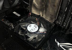 How to control fan speed without BIOS