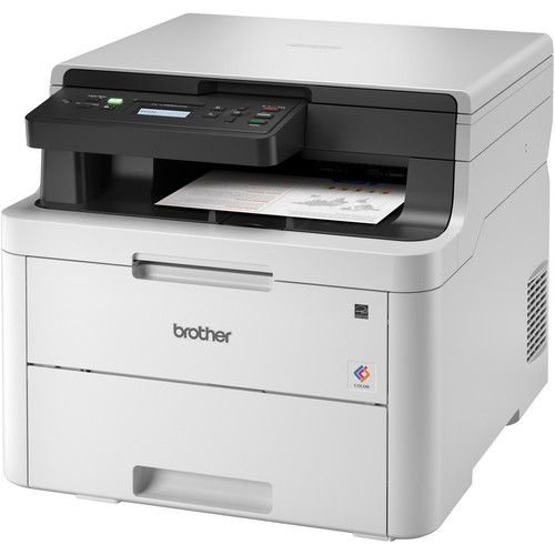 White Brother LED Printer