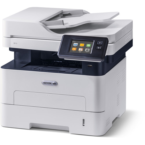 White Xerox Laser Printer