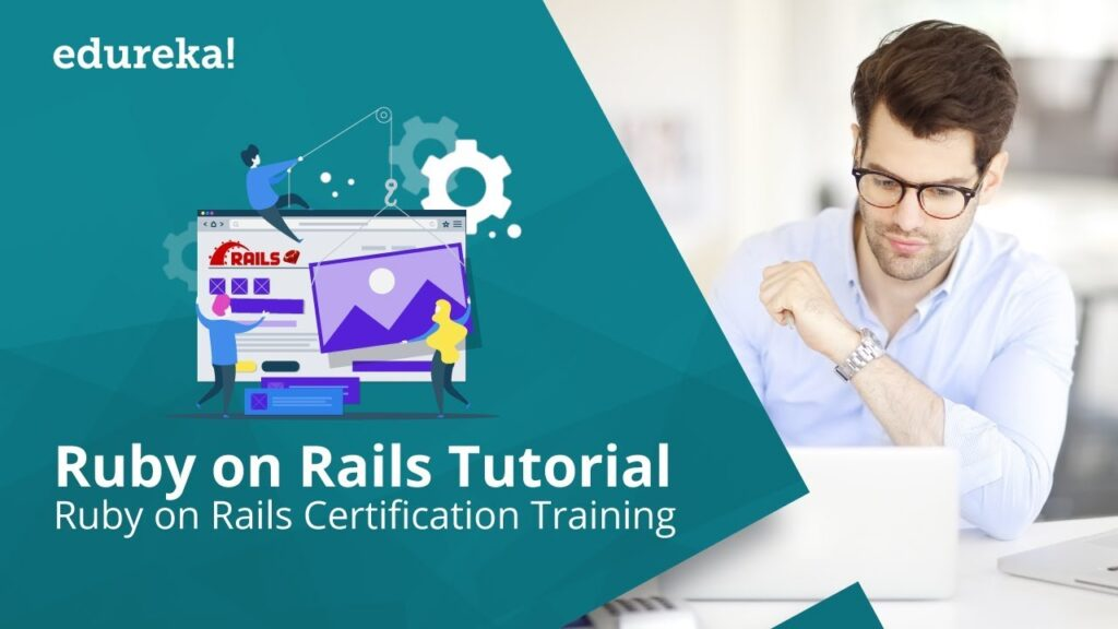 Online Course on Edureka for Ruby on Rails Certification Training.
