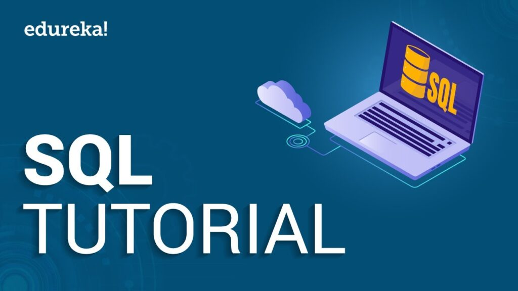 Online course on Edureka for SQL Essentials Training & Certification.