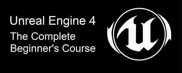 unreal engine 4 complete beginner's course