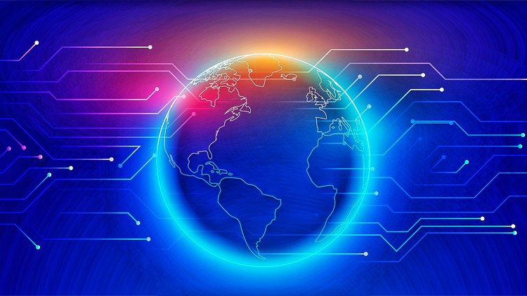 Online course on Udemy for Computer Networking: Go from Zero to Hero.