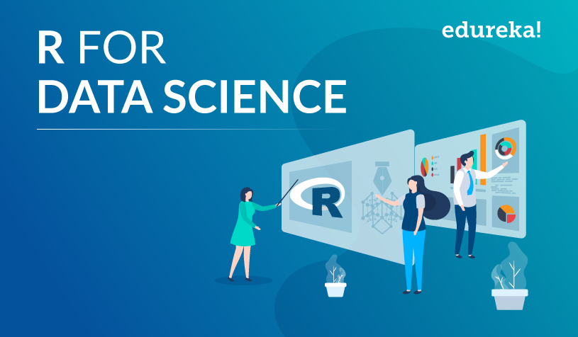 Online course on Edureka for Data Analytics with R Certification Training.